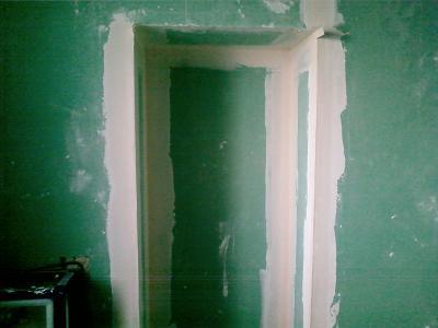 10 mont le muret en carreaux de pltre entre les wc et la baignoire - Separation Baignoire Wc